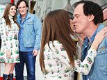 Mandatory Credit: Photo by Startraks Photo/REX/Shutterstock (5499323m)\n Quentin Tarantino and Courtney Hoffman\n Quentin Tarantino honoured with a Star on the Hollywood Walk of Fame, Los Angeles, America - 21 Dec 2015\n Quentin Tarantino Honored With A Star on The  Hollywood Walk Of Fame\n