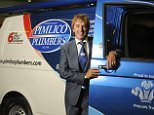 Charlie Mullins, owner and founder of Pimlico Plumbers, pr handout