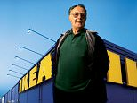 Ingvar Kamprad, founder of IKEA. Ingvar Kamprad, the founder of Swedish furniture chain Ikea, is to leave the board of the company that is the franchiser of the Ikea concept, a Swedish financial daily reported 05 June 2013. 'The timing is good for me to leave the board of Inter Ikea Group. We take another step in the generational shift,' Kamprad told the Dagens Industri nwewspaper. The 87-year-old Kamprad founded Ikea in 1943. The conglomerate has about 340 stores worldwide, which pay royalties on all sales to the parent company and gain the right to use the concept.  EPA/INTER IKEA SYSTEMS B.V. / HANDOUT  HANDOUT EDITORIAL USE ONLY/NO SALES