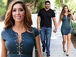 21 Dec 2015 - SANTA MONICA - USA *** EXCLUSIVE ALL ROUND PICTURES *** FARRAH ABRAHAM REVEALS SHE IS IN THE PROCESS OF ADOPTING A SECOND SIBLING AND CAN'T HIDE THE NEWS AS SHE IS SPOTTED LOOKING RAPTUROUS ON A SHOPPING OUTING WITH HER BOYFRIEND SIMON! BYLINE MUST READ : XPOSUREPHOTOS.COM ***UK CLIENTS - PICTURES CONTAINING CHILDREN PLEASE PIXELATE FACE PRIOR TO PUBLICATION *** **UK CLIENTS MUST CALL PRIOR TO TV OR ONLINE USAGE PLEASE TELEPHONE  44 208 344 2007**