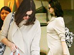 Beverly Hills, CA - Pregnant Anne Hathaway does her holiday shopping in cozy attire in Beverly Hills. The actress covered her face with her long locks as she exited Eres, Women's Fine Lingerie and Swimwear with a shopping bag and a bulging belly on a casual dress day.\nAKM-GSI    December  22, 2015\nTo License These Photos, Please Contact :\nSteve Ginsburg\n(310) 505-8447\n(323) 423-9397\nsteve@akmgsi.com\nsales@akmgsi.com\nor\nMaria Buda\n(917) 242-1505\nmbuda@akmgsi.com\nginsburgspalyinc@gmail.com