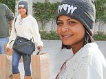 Picture Shows: Christina Milian  December 21, 2015\n \n Singer and actress Christina Milian out doing some shopping in Studio City, California. Christina opened up in an interview about how she suffered from domestic violence.  It go bad enough that her ex-boyfriend even held a gun to her head. (Fox news)\n \n Non-Exclusive\n UK RIGHTS ONLY\n \n Pictures by : FameFlynet UK © 2015\n Tel : +44 (0)20 3551 5049\n Email : info@fameflynet.uk.com