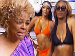"""ATLANTA, GA:  December 13, 2015 ñ The Real Housewives of Atlanta\nKenya and Porsha team up to plan a trip to Miami. Porsha rents a yacht for a day on the water. Cynthia's friend, Tammy, joins the group in Miami bu clashes with Sheree. Homesick, Kim finds it hard to adjust to the group of feisty women.\nThe hottest Housewives in the South are embarking on new ventures and returning to their roots. Nene, Kandi, Phaedra, and Cynthia are exploring their entrepreneurial prowess. Though their dreams vary drastically - sex toys, funeral homes, and a modeling school - each woman has jumped into their chosen endeavor with a signature boldness and innate sense of humor that defines these Atlanta ladies. \nPhotograph:©BRAVO """"Disclaimer: CM does not claim any Copyright or License in the attached material. Any downloading fees charged by CM are for its services only, and do not, nor are they intended to convey to the user any Copyright or License in the material. By publishing this material, The D"""