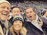 18h gavinrossdaleThe @seahawks win! Photo by @murphyjensen