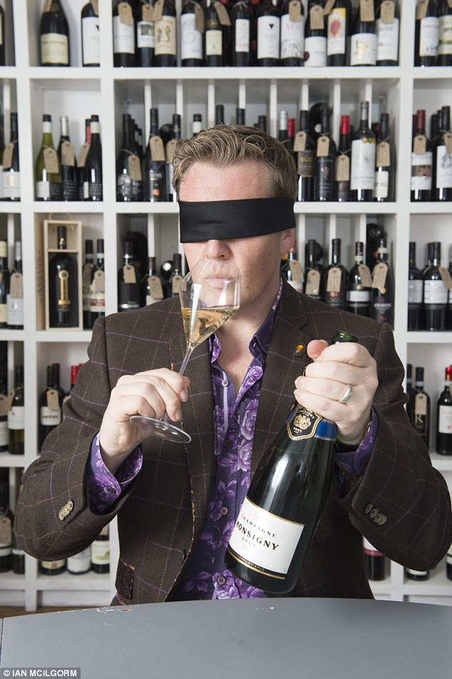 Critic Olly Smith tried out 11 bottles of champagne, all for under £20, ahead of Christmas party season