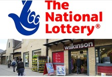 Shopper at Ely's Wilkinson store wins £1 million on...