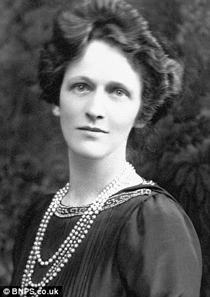 Glamorous: Nancy, the glamorous wife of William Waldorf's eldest son, was Britain's first woman MP