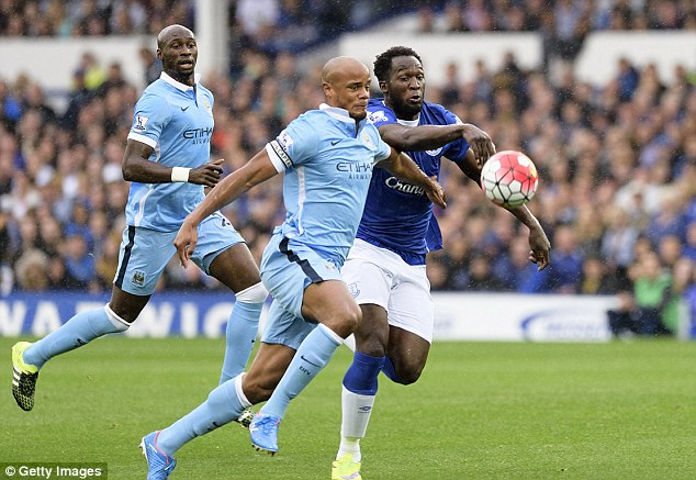 Kompany has helped City to record three consecutive victories and clean sheets in the Premier League