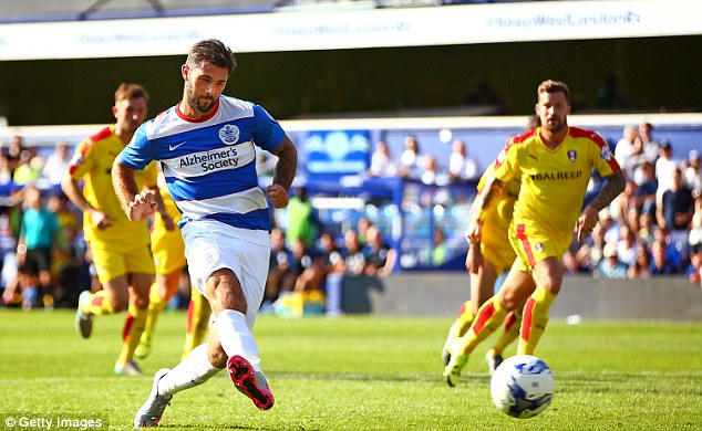 QPR striker Charlie Austin would be an excellent signing for a number of Premier League teams