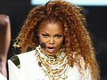"""MIAMI, FL - SEPTEMBER 20:  Janet Jackson performs on stage during her """"Unbreakable"""" World Tour concert at AmericanAirlines Arena on September 20, 2015 in Miami, Florida.  (Photo by Alexander Tamargo/Getty Images)"""