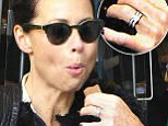 EXCLUSIVE: Minnie Driver spotted wearing a wedding ring after a shopping trip in Pounland for wrapping paper.\nMinnie has always been secretive about her personal life ie the father of her son.\n\nPictured: Minnie Driver\nRef: SPL1195052  241215   EXCLUSIVE\nPicture by: BR / Splash News\n\nSplash News and Pictures\nLos Angeles: 310-821-2666\nNew York: 212-619-2666\nLondon: 870-934-2666\nphotodesk@splashnews.com\n