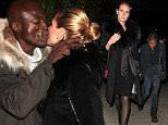 Heidi Klum and Ex husband Seal takes their Kids to dinner at Matsuhisa on Christmas Eve , in West Hollywood, CA\n\nPictured: Heidi Klum, Seal\nRef: SPL1200516  241215  \nPicture by: Roshan Perera\n\nSplash News and Pictures\nLos Angeles: 310-821-2666\nNew York: 212-619-2666\nLondon: 870-934-2666\nphotodesk@splashnews.com\n