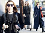 EXCLUSIVE: Namibian super-model Behati Prinsloo does some last minute christmas shopping with her mother Magda on the trendy melrose ave!\n\nPictured: Behati Prinsloo\nRef: SPL1200251  231215   EXCLUSIVE\nPicture by: M A N I K (NYC) / Splash News\n\nSplash News and Pictures\nLos Angeles: 310-821-2666\nNew York: 212-619-2666\nLondon: 870-934-2666\nphotodesk@splashnews.com\n
