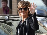 Lisa Rinna shops at Barneys on Christmas Eve and says Hi to David Foster Featuring: Lisa Rinna Where: Los Angeles, California, United States When: 24 Dec 2015 Credit: WENN.com