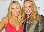GARDEN GROVE, CA - DECEMBER 23: Peggy Tanous and Taylor Armstrong attend the OC Christmas Extravaganza Concert and Ball at Christ Cathedral on December 23, 2015 in Garden Grove, California.  (Photo by Jerod Harris/Getty Images)