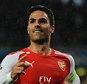 Mikel Arteta - Arsenal v Anderlecht - UEFA Champions League group stage   . REXMAILPIX.