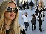 Rachel Zoe and their sons Skyler and Kaius Berman out in Beverly Hills\nFeaturing: Rachel Zoe, SkylerBerman, Kaius Berman\nWhere: Beverly Hills, California, United States\nWhen: 23 Dec 2015\nCredit: WENN.com