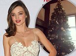 SYDNEY, AUSTRALIA - DECEMBER 17:  Miranda Kerr poses at Westfield Bondi Junction on December 17, 2015 in Sydney, Australia.  (Photo by Don Arnold/WireImage)