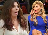 """THE REAL HOUSEWIVES OF BEVERLY HILLS -- """"Reunion"""" Episodes 420, 421, 422 -- Pictured: Brandi Glanville -- (Photo by: Evans Vestal Ward/Bravo/NBCU Photo Bank)"""