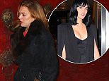 EXCLUSIVE: Lindsay Lohan's entire family celebrate her sister Ali Lohan's birthday at TAO in New York City, New York. Mother Dina Lohan, brother Mike Lohan - who's birthday was earlier this month - and Ali Lohan all had dinner at TAO Downtown. The festivities continued at 1 OAK in the Meatpacking District.\n\nPictured: Lindsay Lohan\nRef: SPL1199983  231215   EXCLUSIVE\nPicture by: BlayzenPhotos / Splash News\n\nSplash News and Pictures\nLos Angeles: 310-821-2666\nNew York: 212-619-2666\nLondon: 870-934-2666\nphotodesk@splashnews.com\n