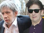 pictured arriving for lunch with BONO on X MAS eve, he's 58 on X MAS day.  Pictured: Shane MacGowan pictured arriving to have lunch with BONO on X Mas eve with his partner, Victoria in Dublin, Ireland. Ref: SPL1200689  241215   Picture by: Mark Doyle / Splash News  Splash News and Pictures Los Angeles: 310-821-2666 New York: 212-619-2666 London: 870-934-2666 photodesk@splashnews.com