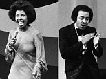 """THE GLADYS KNIGHT & THE PIPS SHOW -- Air Date 07/17/1975 -- Pictured: (l-r) Gladys Knight, The Pips: William Guest, Eddie Patten, Merald """"Bubba"""" Knight -- Photo by: Paul W. Bailey/NBCU Photo Bank"""