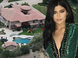 Picture Shows: General view, GV  August 27, 2015.. .. General views show Kylie Jenner's house in Calabasas, California. The 18-year-old purchased the house which totals 4,900 square-feet made up of five bedrooms, six bathrooms, a library, home theatre, three-car garage and a 'glam room'... .. Non-Exclusive.. UK RIGHTS ONLY.. .. Pictures by : FameFlynet UK © 2015.. Tel : +44 (0)20 3551 5049.. Email : info@fameflynet.uk.com