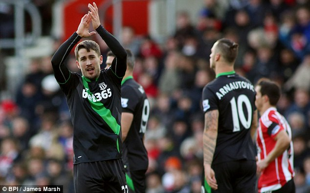 Bojan was the match-winner at St Mary's as Stoke completed an impressive double against Southampton