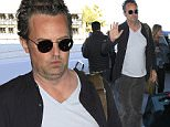 "EXCLUSIVE: Matthew Perry spotted catching a flight out of Los Angeles only days after a a photo showed him with former ""Friends"" star, Courteney Cox.  The iconic actor is seen at LAX.\n\nPictured: Matthew Perry\nRef: SPL1200920  261215   EXCLUSIVE\nPicture by: Sharky / Splash News\n\nSplash News and Pictures\nLos Angeles: 310-821-2666\nNew York: 212-619-2666\nLondon: 870-934-2666\nphotodesk@splashnews.com\n"