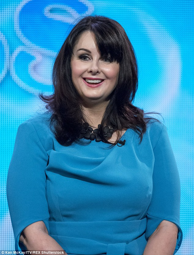 Marian appeared on the Paul O'Grady Show in May before commencing on her drastic 600 calorie plan