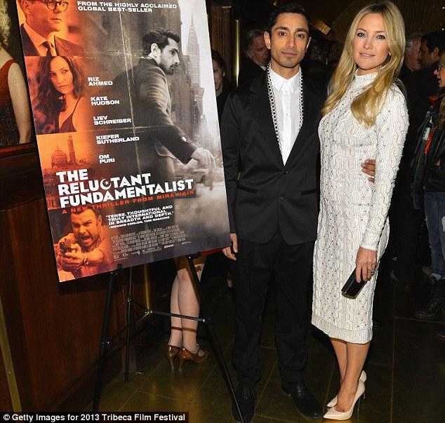 Coming soon: Their film is released in UK cinemas May 10