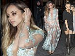 27 Dec 2015  - NEWCASTLE  - UK\n*** EXCLUSIVE ALL ROUND PICTURES ***\nLITTLE MIX SINGERS PERRIE EDWARDS AND JADE THIRLWELL HEAD OUT IN NEWCASTLE TO CELEBRATE JADE'S 23RD BIRTHDAY WITH FRIENDS, AT THE NEWCASTLE HOTSPOT TUP TUP PALACE AND LEFT AROUND 4AM. PERRIE MENTIONED ON INSTAGRAM EARLIER IN THE DAY THAT JADE WAS NOT TO SCARE OFF ANY MALE ATTENTION BUT PERRIE STILL LEFT WITH THE NIGHTCLUB SINGLE WITH HER FRIENDS.\nBYLINE MUST READ : XPOSUREPHOTOS.COM\n***UK CLIENTS - PICTURES CONTAINING CHILDREN PLEASE PIXELATE FACE PRIOR TO PUBLICATION ***\n**UK CLIENTS MUST CALL PRIOR TO TV OR ONLINE USAGE PLEASE TELEPHONE  442083442007