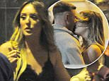 27 Dec 2015  - NEWCASTLE  - UK\n*** EXCLUSIVE ALL ROUND PICTURES FOR UK NEWSPAPERS ONLY ***\nGEORDIE SHORE STAR CHARLOTTE CROSBY WAS SPOTTED TASHING ON (SNOGGING) WITH A MYSTERY MAN TONIGHT AND IT WASNT GARY BEADLE! SHE ALSO CAN BE SEEN WITH A CIGARETTE IN HER HAND AND SHE DOESNT EVEN SMOKE! - CHARLOTTE WAS OUT WITH THE REST OF THE GEORDIE SHORE GIRLS AT DIGITAL NIGHTCLUB IN NEWCASTLE BUT SPENT MOST OF THE NIGHT OUTSIDE WITH THIS GUY SMOKING AND GETTING CLOSE. \nBYLINE MUST READ : XPOSUREPHOTOS.COM\n***UK CLIENTS - PICTURES CONTAINING CHILDREN PLEASE PIXELATE FACE PRIOR TO PUBLICATION ***\n**UK CLIENTS MUST CALL PRIOR TO TV OR ONLINE USAGE PLEASE TELEPHONE  442083442007