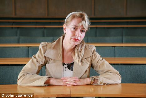 Concerns: Oxford University professor Baroness Susan Greenfield said children need to be protected from premature sexualisation