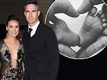 LONDON, ENGLAND - OCTOBER 06: Kevin Pietersen and Jessica Taylor attend the Pride of Britain awards at The Grosvenor House Hotel on October 6, 2014 in London, England.  (Photo by Mike Marsland/WireImage)