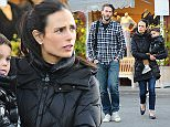 Picture Shows: Andrew Form, Jordana Brewster, Julian Form-Brewster  December 28, 2015\n \n 'American Crime Story' actress Jordana Brewster and husband Andrew take their son Julian to get ice cream on a chilly day in Brentwood, California.\n \n Exclusive all round\n UK RIGHTS ONLY\n \n Pictures by : FameFlynet UK © 2015\n Tel : +44 (0)20 3551 5049\n Email : info@fameflynet.uk.com
