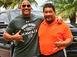 """therockMerry Christmas Uncle Tonga - enjoy your new truck! Cool Christmas story to share with y'all... Known my """"Uncle Tonga"""" since I was 5yrs old. My grandfather, High Chief Peter Maivia helped train him to become a professional wrestler in the 70's. Throughout Tonga's illustrious wrestling career he changed his name to """"King Haku"""" and became one the WWE's most sought after """"bad guys"""" and still known to this day for being one of the toughest and legit most vicious man in wrestling history.  Years later and I get a call from WWE saying """"Vince McMahon wants to see you wrestle immediately. He's flying you to RAW tomorrow and you'll have a tryout match."""" I thought holy shit that's awesome, buuuut there's a few problems: For me, I wasn't just having """"a tryout match"""", because I had never actually HAD a real match in my life. Ever. WWE thought that I already had multiple matches under my belt, but little did they know. What they also didn't know was that I was broke as hell and didn't actua"""