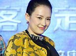 """BEIJING, CHINA - AUGUST 04:  (CHINA OUT) Film producer Zhang Ziyi attends the press conference of Wei Nan and Wei Min's film """"The Baby From Universe"""" on August 4, 2015 in Beijing, China.  (Photo by ChinaFotoPress/ChinaFotoPress via Getty Images)"""