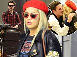 EXCLUSIVE ALL ROUNDER ***MINIMUM FEE £500 PER PAPER APPLIES*** Rita Ora and Nick Grimshaw were seen arriving at Miami airport after a long flight from London. The two stars were accompanied by a female friend. In need of some winter sunshine, the two X-Factor judges will spend the last few days of the year in Miami. 27 December 2015. Please byline: Vantagenews.com