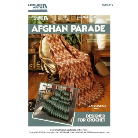 Afghan Parade eBook