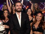 LAS VEGAS, NV - DECEMBER 31:  Television personality Scott Disick hosts a New Year's Eve celebration at 1 OAK Nightclub at The Mirage Hotel & Casino on December 31, 2015 in Las Vegas, Nevada.  (Photo by David Becker/WireImage)