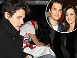 """Picture Shows: John Mayer, Katy Perry  December 31, 2015\n \n It's looking a lot like singers Katy Perry and John Mayer may be """"on again"""" as they were spotted leaving The Nice Guy nightclub together in West Hollywood, California. Will the pair be ringing in the new year together again as a couple?\n \n Non Exclusive\n UK RIGHTS ONLY\n \n Pictures by : FameFlynet UK © 2015\n Tel : +44 (0)20 3551 5049\n Email : info@fameflynet.uk.com"""