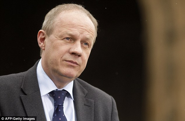 Reply: Damian Green, the criminal justice minister, replied to Mr Hutchinson that it there is no real chance of a defendant being spent to prison if they are convicted, the court shouldn't remand them in custody