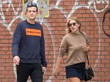 EXCLUSIVE: September 24th 2015: Scout Willis and boyfriend seen out and about in New York City, USA.  Pictured: Scout Willis Ref: SPL1132406  240915   EXCLUSIVE Picture by: GSNY / Splash News  Splash News and Pictures Los Angeles: 310-821-2666 New York: 212-619-2666 London: 870-934-2666 photodesk@splashnews.com