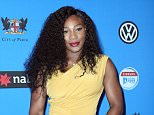 Serena Williams arrives at the Hopman Cup 2016 Player's Party at Crown Perth, in Perth, Western Australia  Pictured: Serena Williams Ref: SPL1202378  020116   Picture by: Faith Moran / Splash News  Splash News and Pictures Los Angeles: 310-821-2666 New York: 212-619-2666 London: 870-934-2666 photodesk@splashnews.com