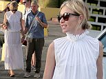 Ellen de Generes and Portia De Rossa are seen in St Barts. Pics taken Jan 1st.  Pictured: Ellen Degeneres and Portia de Rossi Ref: SPL1202394  020116   Picture by: Splash News  Splash News and Pictures Los Angeles: 310-821-2666 New York: 212-619-2666 London: 870-934-2666 photodesk@splashnews.com