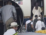 31 Dec 2015 - Thailand\n*** EXCLUSIVE ALL ROUND PICTURES ***\nBrad Pitt and Angelina Jolie's son, Pax, 12, injured his right leg while he was on a jet-ski. The Pitt-Jolie clan were enjoying New Year's on holiday in Thailand.\nBYLINE MUST READ : E-PRESS / XPOSUREPHOTOS.COM\n*AVAILABLE FOR UK SALE ONLY*\n***UK CLIENTS - PICTURES CONTAINING CHILDREN PLEASE PIXELATE FACE PRIOR TO PUBLICATION ***\n**UK CLIENTS MUST CALL PRIOR TO TV OR ONLINE USAGE PLEASE TELEPHONE  +44 208 344 2007