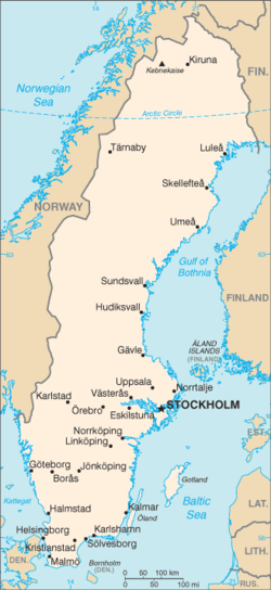 Sweden-CIA WFB Map.png