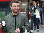 MUST BYLINE: EROTEME.CO.UK\nGrammy Award winning singer Sam Smith enjoys the last day of 2015 running errands with a friend.  The happy twosome stopped at Tesco before buying some fresh meet at the Butcher's.\nEXCLUSIVE   December 30, 2015\nJob: 151230L1    London, England\nEROTEME.CO.UK\n44 207 431 1598\nRef: 341629\n
