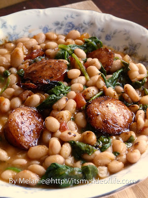25_white_beans_with_spinach_sausage